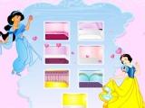 Комната для принцессы дисней