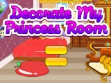 Flash игра для девочек Decorate My Pricness Room