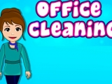 flash игра Office Cleaning