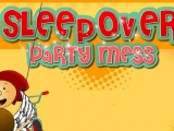 Sleepover Party Mess