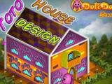 Flash игра для девочек Toto House Design