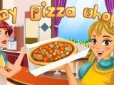 Flash игра для девочек Pizza shop