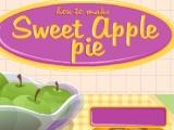 Flash игра для девочек Sweet Apple Pie