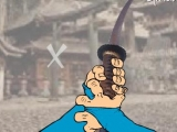 Flash игра для девочек Mel The Midget Ninja