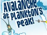 Flash игра для девочек Avalanche at Plankton's Peak