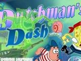 Flash игра для девочек Sponge Bob: Dutchmans Dash