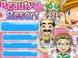 Flash игра для девочек Beauty Resort