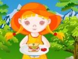 Flash игра для девочек Vegetable Sandwich