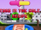 Flash игра для девочек Toad in the Hole