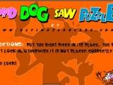 Flash игра для девочек Mad Dog Saw Puzzle