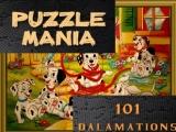 Пазлы: 101 долматинец