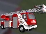 Iveco Magirus Fire Truck