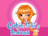 Cutie Yukie Bedroom Decoration