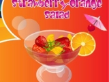 Orange Strawberry Salad