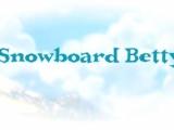 flash игра Snowboard Betty