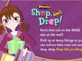 Shop Don't Drop