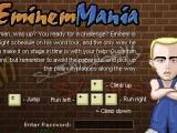 Flash игра для девочек Eminem Mania