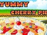 Flash игра для девочек Yummy Cherry Pie