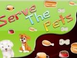 Serve The Pets - Обслуживание домашних животных