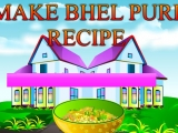 Make Bhel Puri Recipe