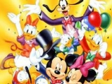 Amigos Mickey Mouse