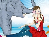 Elephant Kiss Dress Up