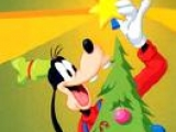 flash игра Xmas Mickey Mouse