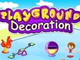 Playground Decoration