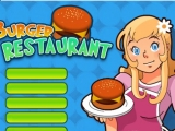 Flash игра для девочек Burger Restaurant