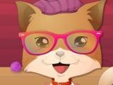 flash игра Little Cat Dress Up