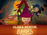 Flash игра для девочек Clara Rescue Babies
