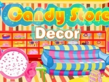Candy Store Decor