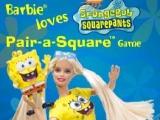 flash игра SpongeBob Barbie Loves