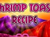 Flash игра для девочек Shrimp Toast
