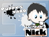 flash игра Puppy's Yard