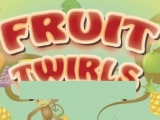 flash игра Fruit Twirls