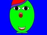 Укрась воздушный шарик