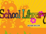 School Library Room Decor