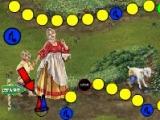 flash игра Алёнушка и братец Иванушка: Игра с кубиком