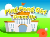 Ping Pong Girl