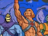 flash игра Sort My Tiles He-Man
