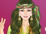 Hippie Fashion Dress Up
