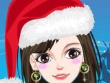 Flash игра для девочек Waiting For Santa Dress Up