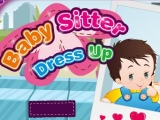 Baby Sitter Dress Up