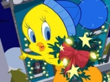 flash игра Tweety Lets Decorate