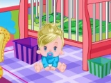flash игра Decorate Nursery for Sweety