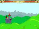Flash игра для девочек Cannonball