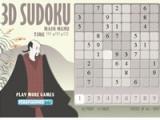 flash игра 3D Sudoku