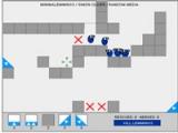 flash игра Шахматы 1на1