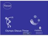 Flash игра для девочек Olympic Discus Throw